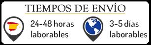 Tiempos de envío para España y Europa - Oleoext Spain AOVE