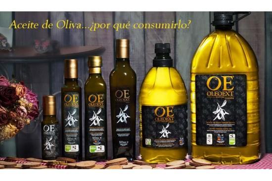 Aceite de oliva virgen extra... ¿por qué?